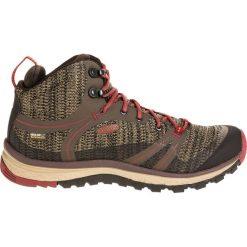 Buty trekkingowe damskie: Keen Buty damskie Terradora Mid WP Canteen/Marsala r. 37.5 (117687)