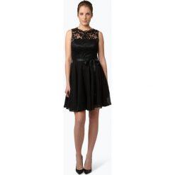 Sukienki balowe: Swing – Damska sukienka wieczorowa, czarny