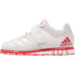 Adidas Performance POWERLIFT.3.1 Obuwie treningowe chalk pearl/scarlet. Brązowe buty skate męskie marki adidas Performance, z gumy. Za 399,00 zł.