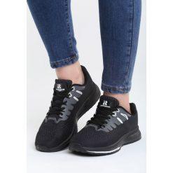 Czarne Buty Sportowe No Compromise. Czarne buty sportowe damskie marki DOMYOS, z bawełny. Za 99,99 zł.