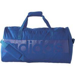 Torby podróżne: Adidas Torba Tiro 17 Linear Team Bag M granatowa (B46120)