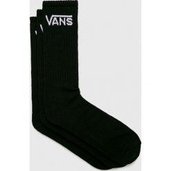Vans - Skarpety (3-Pack). Czarne skarpetki męskie marki Vans, z bawełny. W wyprzedaży za 49,90 zł.