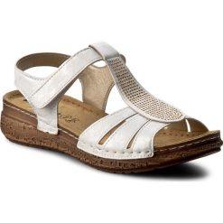 Rzymianki damskie: Sandały INBLU – TWAUOO22  Biały