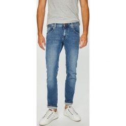 Tommy Hilfiger - Jeansy Denton Stretch. Niebieskie jeansy męskie z dziurami TOMMY HILFIGER. Za 539,90 zł.