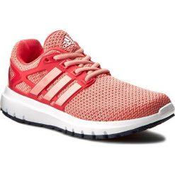 Buty adidas - Energy Cloud Wtc W BB3167 Corpnk/Stibr. Czerwone buty do biegania damskie Adidas, z materiału. W wyprzedaży za 199,00 zł.