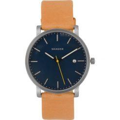 Biżuteria i zegarki: Zegarek SKAGEN - Hagen SKW6279 Light Brown/Silver/Steel