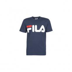 T-shirty z krótkim rękawem Fila  PURE TEE. Niebieskie t-shirty damskie Fila, l. Za 129,00 zł.