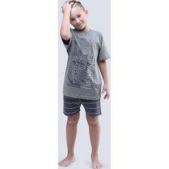 Chłopięca piżama Live Untamed szara. Białe bielizna chłopięca marki Reserved, l. Za 74,99 zł.