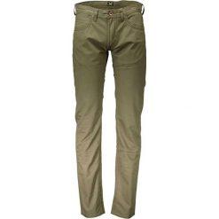 Spodnie niemowlęce: Spodnie w kolorze zielonym