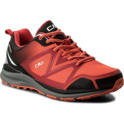 Buty CMP - Alya Trail Shoes WP 38Q9917 Orange Fluo C645. Buty do biegania męskie CMP, z materiału. W wyprzedaży za 179,00 zł.