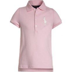 Polo Ralph Lauren BIG Koszulka polo hint of pink. Czerwone bluzki dziewczęce bawełniane Polo Ralph Lauren, polo. Za 299,00 zł.