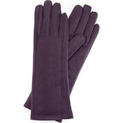 Rękawiczki damskie: 39-6L-227-P Rękawiczki damskie