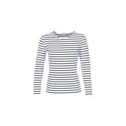 T-shirty z długim rękawem Armor Lux  MOUSSA. Białe t-shirty damskie marki Armor lux, xs. Za 191,20 zł.