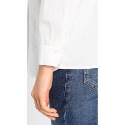 Koszule wiązane damskie: Slacks & Co. MUNICH Koszula white