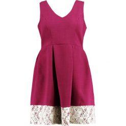 Sukienki hiszpanki: Closet Curves Sukienka letnia purple