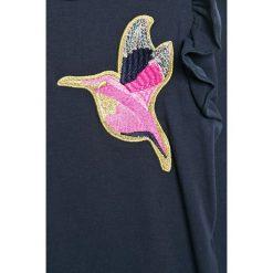 Bluzki dziewczęce bawełniane: Name it - Bluzka dziecięca 116-152 cm