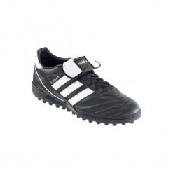 Buty do piłki nożnej Kaiser 5 Team turfy. Szare buty skate męskie marki Adidas, z kauczuku, do piłki nożnej. Za 279,99 zł.
