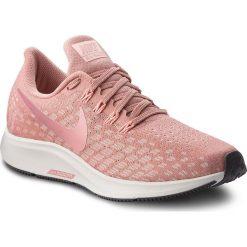 Buty NIKE - Air Zoom Pegasus 35 942855 603 Rust Pink/Tropical Pink. Czerwone buty do biegania damskie marki KALENJI, z gumy. W wyprzedaży za 369,00 zł.