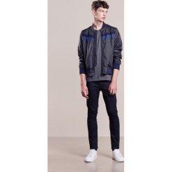 T-shirty męskie: CLOSED Tshirt basic grey melange