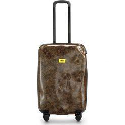 Walizka Surface średnia Brown Fur. Szare walizki marki Crash Baggage, z materiału. Za 1183,00 zł.
