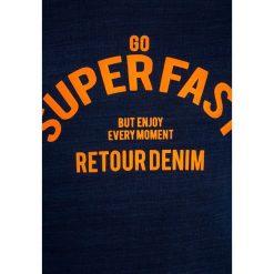 Retour Jeans ZACK Bluza indigo blue. Białe bluzy chłopięce marki Retour Jeans, z bawełny. Za 229,00 zł.