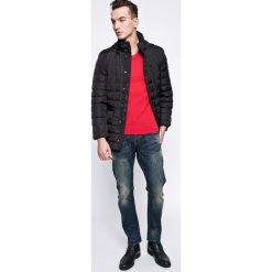 Geox - Kurtka. Czarne kurtki męskie pikowane marki Geox, m, z materiału. W wyprzedaży za 599,90 zł.