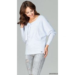 Bluzki, topy, tuniki: Bluzka K468 Błękit