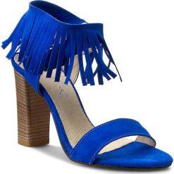 Sandały damskie: Sandały LAN-KARS – C132-201 Kobalt
