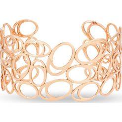 Bransoletki damskie: Zjawiskowa Bransoletka Złota - złoto różowe 750