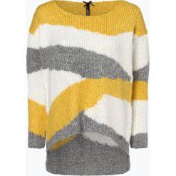 Key Largo - Sweter damski, żółty. Żółte swetry oversize damskie Key Largo, s, z dzianiny. Za 279,95 zł.