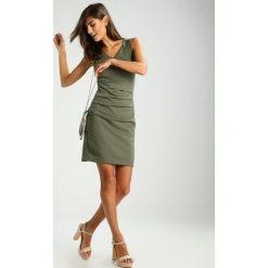 Sukienki hiszpanki: Kaffe SARA DRESS Sukienka etui  old green