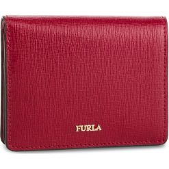 Mały Portfel Damski FURLA - Babylon 993885 P PZ28 B30 Ciliegia d. Czerwone portfele damskie Furla, ze skóry. Za 460,00 zł.