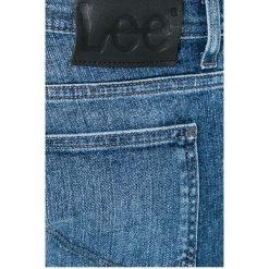Lee - Jeansy Banshee Worn. Niebieskie jeansy męskie slim Lee, z aplikacjami, z bawełny. W wyprzedaży za 219,90 zł.