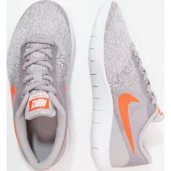 Nike Performance FLEX CONTACT Obuwie do biegania treningowe atmosphere grey/total crimson/vast grey. Szare buty do biegania damskie Nike Performance, z materiału. W wyprzedaży za 174,30 zł.