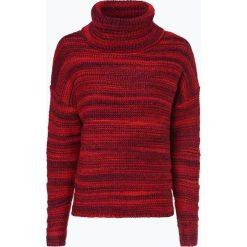 Esprit Casual - Sweter damski, czerwony. Czerwone golfy damskie Esprit Casual, xxl, z dzianiny. Za 259,95 zł.