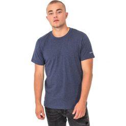 Hi-tec Koszulka męska Puro Navy Melange r. L. Niebieskie koszulki sportowe męskie Hi-tec, l. Za 33,75 zł.