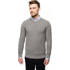 Sweter cilian półgolf szary. Szare swetry klasyczne męskie Recman, m, z golfem. Za 219,00 zł.