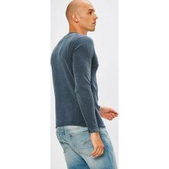 Swetry klasyczne męskie: Guess Jeans - Sweter