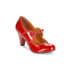 Czółenka Cristofoli  FERABS. Czerwone buty ślubne damskie Cristofoli. Za 669,00 zł.
