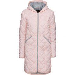 Płaszcz pikowany bonprix pastelowy jasnoróżowy - srebrnoszary. Czerwone płaszcze damskie pastelowe bonprix. Za 149,99 zł.