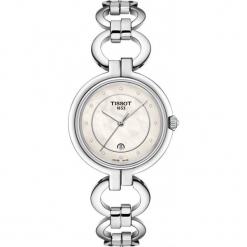 PROMOCJA ZEGAREK TISSOT T-Lady T094.210.11.116.00. Białe zegarki męskie marki TISSOT, ze stali. W wyprzedaży za 1188,00 zł.