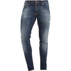 Nudie Jeans TIGHT TERRY Jeans Skinny Fit mid used saver. Czarne rurki męskie marki Criminal Damage. Za 579,00 zł.