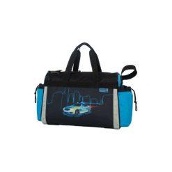 McNeill Torba sportowa - 183 Policja - niebieski. Niebieskie torby podróżne MCNEILL, duże. Za 139,00 zł.