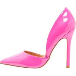 Szpilki: BEBO CLARA Szpilki pink
