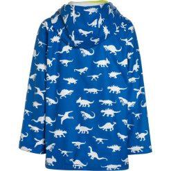 Hatley COLOUR CHANGING DINOSAUR MENAGERIE CLASSIC RAINCOAT Kurtka przeciwdeszczowa blue. Niebieskie kurtki dziewczęce Hatley, z materiału. W wyprzedaży za 206,10 zł.