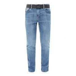 S.Oliver Jeansy Męskie 31/34 Niebieski. Niebieskie jeansy męskie marki S.Oliver. W wyprzedaży za 179,00 zł.