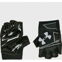Under Armour - Rękawiczki Coolswitch Flux. Czarne rękawiczki męskie Under Armour, z elastanu. W wyprzedaży za 99,90 zł.