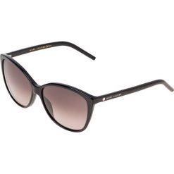 Marc Jacobs Okulary przeciwsłoneczne black. Czarne okulary przeciwsłoneczne damskie aviatory Marc Jacobs. Za 569,00 zł.