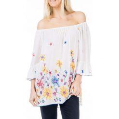 Bluzki, topy, tuniki: Bluzka w kolorze białym