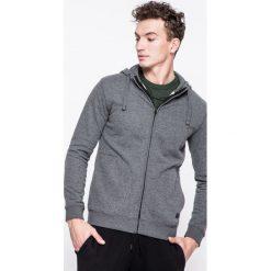 Lee - Bluza. Szare bluzy męskie rozpinane marki Lee, l, z bawełny, z kapturem. W wyprzedaży za 219,90 zł.